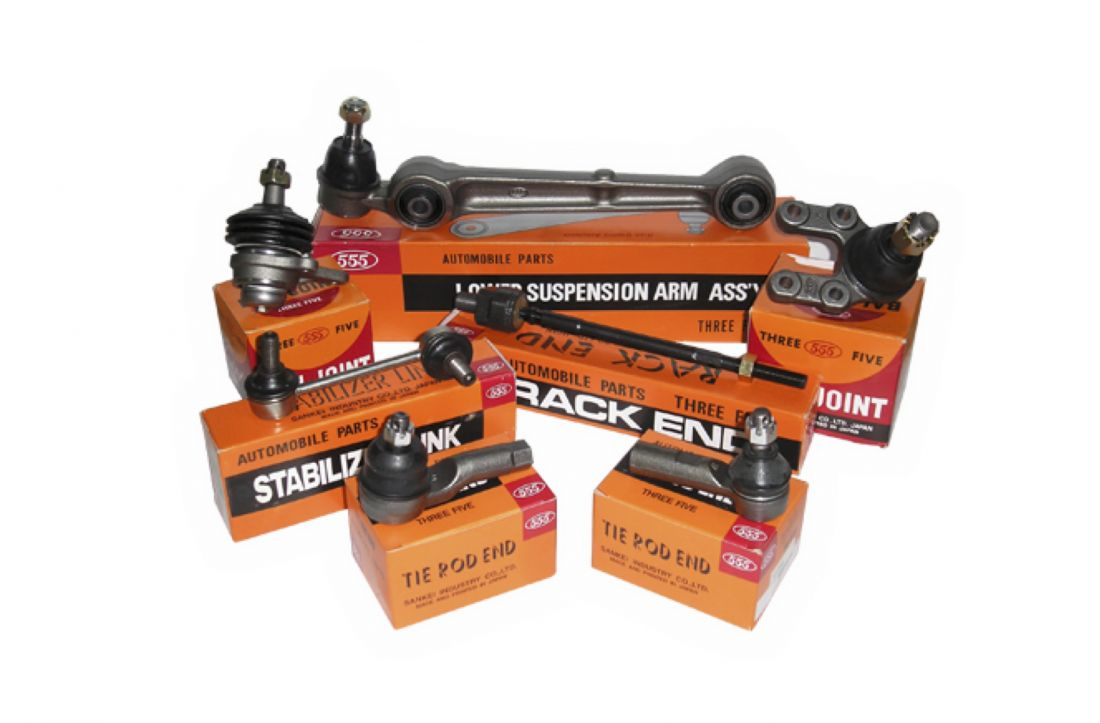555 Steering & Suspension