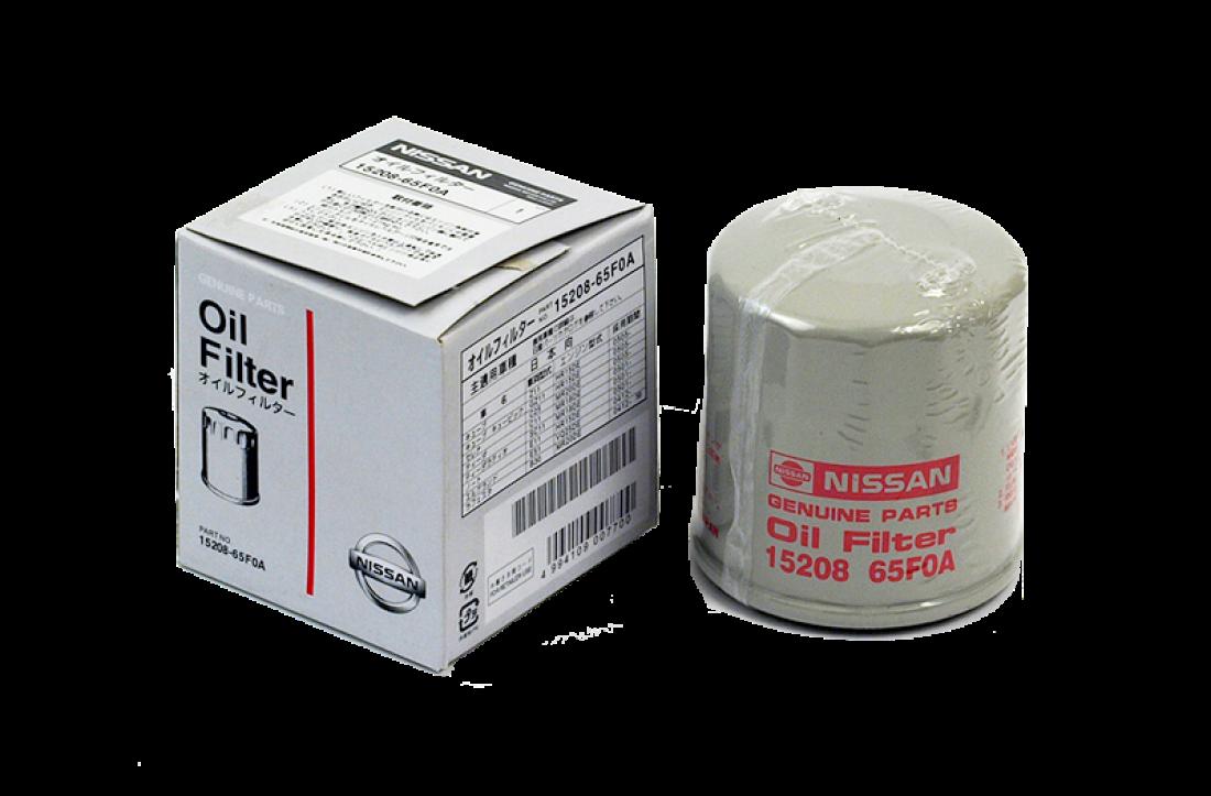 Nissan Genuine Oil Filter